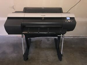 Canon Ipf6100 Large Format Printer