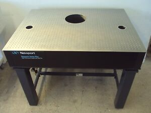 Free Crating Newport 3 X4 Optical Laser Table Vibraplane Bench Breadboard Lab