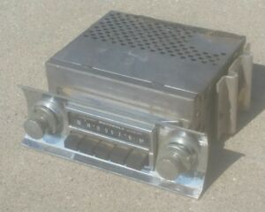 Vintage Motorola Ford Transistor Am Car Radio Oe8ax Antique Estate Sale Find