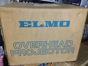 New Old Stock Elmo Hp l 11ch Overhead Projector free Shipping