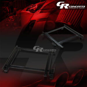 For 02 06 Acura Rsx Dc5 Racing Bucket Seats Base Mounting Bracket Track Rails
