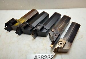 1 Lot Of Turning Tools inv 38232