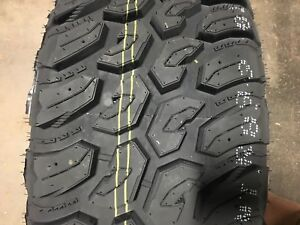 4 New 35 12 50 20 Wide Climber Mt2 Tires Mud Light Truck 10 Ply 35x12 50 20