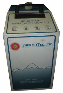 Thermotek T252p 5 Solid State Recirculating Chiller Ge