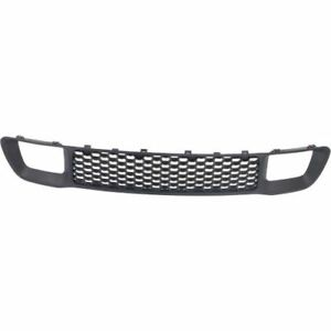 Replacement Top Deal Black Grille For 14 16 Jeep Grand Cherokee 68141936ad
