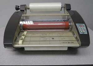 Gbc Catena 35 12 Roll Laminator Lamination Warranty Seal Ledco D