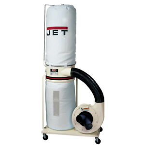 Jet Dust Collector 1 5hp 1ph 115 230v 30 micron Bag Filter Kit 708657k