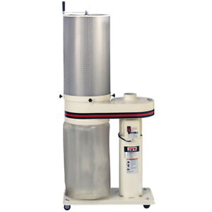 Jet 650 Cfm Dust Collector With 2 Micron Canister Filter 708642ck Free Ship