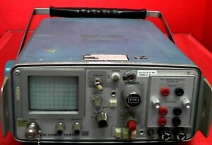 Tektronix 1502 Time Domain Reflectometry Cable Tester S n R117373
