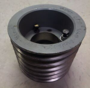 No Name V belt Sheave Pulley 5 4x6b sk 54x6bsk 6 Groove