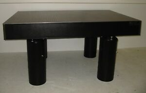Free Crate Ship Newport Optical Table W Legs Breadboard Lab Isolation Laser
