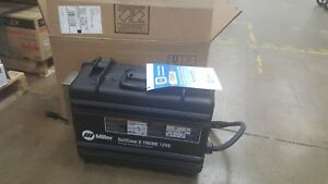 Miller Suitcase X treme 12vs Wire Feeder With Digital Meters 300876