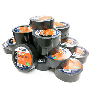 Shurtape 138775 P 628 Coated 2 Gaffer s Tape Black 48mm X 55 Yd Case Of 24