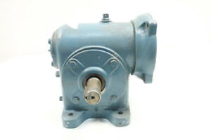 Morse 20gct 40 1 Right Angle Gear Reducer