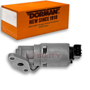 Dorman Egr Valve For 2005 2007 Dodge Grand Caravan 3 3l 3 8l V6 Emission Oc
