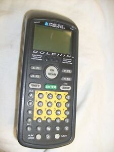 Handheld Hand Held Products Dolphin Laser Barcode Scanner Vr 9009300