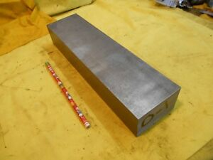 O 1 Tool Steel Bar Stock Machine Mold Die Shop Flat Plate 2 X 3 X 12 Oal