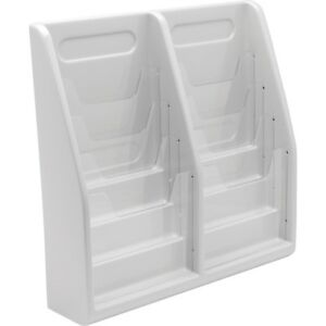 Deflecto Literature Rack 52209