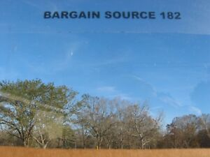 1 4 Clear Lexan Polycarbonate Sheet 15 1 2 X 21 1 8 free Cut To Your Size