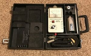 Ird Mechanalysis 308 Vibration sound Level Meter
