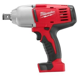 Milwaukee 2664 20 M18 3 4 High Torque Impact Wrench W friction Ring bare Tool
