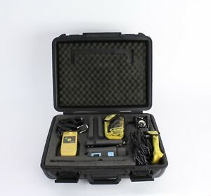 Topcon Gpt Series Total Station Accessory Kit With Satel Radios Rc 2r Remote