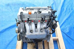 2005 05 Honda Civic Si Ep3 Oem Factory Engine Longblock Assembly K20a3 9113