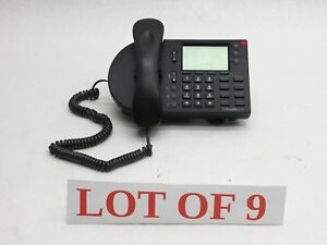 Lot 9 Shoretel Ip 230 Voip 3 line Lcd Display Business Office Phone Telephone