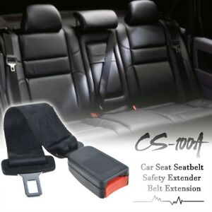 14 360cm Car Seat Seatbelt Safety Extender Belt Extension 7 8 2 1cm Buckle