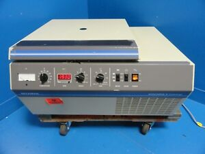Beckman Coulter 358723 Spinchron R Centrifuge W Buckets Rotor 15911
