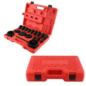 23pcs set Front Wheel Drive Adapters Bearing Removal Installation Tools W a Case
