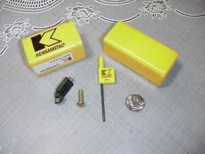 Kennametal Scspr08ca06 Cartridge For Insert Screw On Insert New In Package