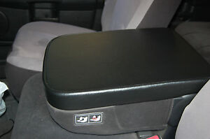 2002 2005 Dodge Ram 1500 Arm Rest Center Console Cover New Black