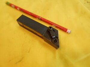 Kennametal Dnmg 432 Carbide Insert 3 4 Engine Lathe Tool Holder Ddjnl 124a
