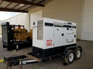 Used Multiquip Dca70usi2 Generator Set