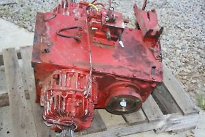Case Ih Combine Transmission 2388 Pn 236707a1 With Breaks No Core Charge