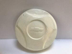 1964 1966 Chevy C10 1 2 Ton Pickup Truck Nub Style Painted Dog Dish Hubcap