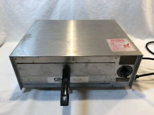 Pizza Pal Wisco Electric Oven Good Condition Stainless Model 412