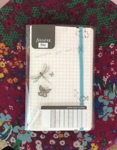 Filofax Doodle Personal Compact Planner Organiser New