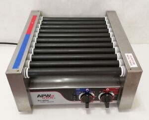Apw Wyott Hot Dog Sausage Roller Heater Machine Hrs 20 Food Service Concession