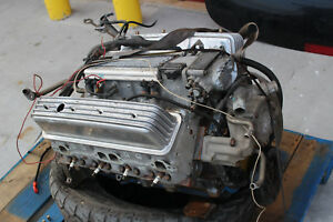 Camaro Trans Am Lt1 350 5 7l Engine Motor Drop Out Used Core Sold As Is