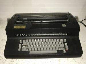 Ibm Selectric Ii Typewriter With Prestige Elite Font Ball 9489