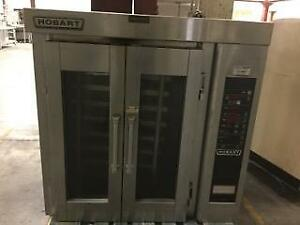 Hobart Electric Mini Rotating Bakery Cooking Double Door Oven Ho300e No Stand
