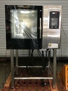Bki Combi Bakery Restaurant Oven 6 Shelf With Stand Cpe1 06