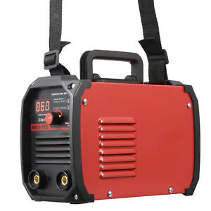 160amp Mma Stick Welder Dc Inverter 110 220v Dual Voltage Arc Welding Machine