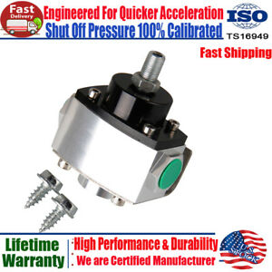 High Perfromance 2015 Fuel Pressure Regulator 4 5 9psi Return Carb Style For Gas