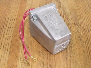 Eaton Vickers 281291 Hydraulic Valve Solenoid 115 Volts 316011 Coil