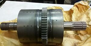 Taylor Forklift 4519 265 Steel Shaft Assembly New Genuine