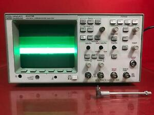 Hp agilent keysight 83475b Lightwave Communication Analyzer oscilloscope