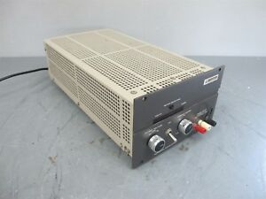 Lambda Lq 532 Digital Linear Variable Regulated Power Supply 0 40v 5 0a